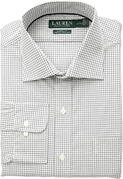 Classic Fit Non Iron Stretch Poplin Dress Shirt
