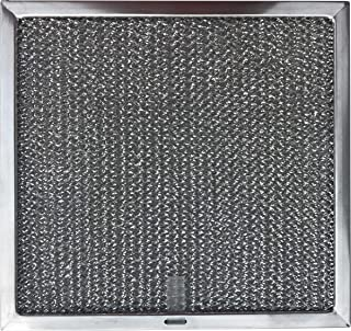 Replacement Range Filter Compatible with Thermador and Bosch Part 19-11-860-01 ; 8-7/8 x 9-1/2 x 3/8 With Pull tab - 1 Pack