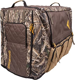 Browning Insulated Crate Cover Camo Dog Crate Cover, Insulated, Realtree Max