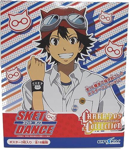 tomamos a los clientes como nuestro dios Gasket Gasket Gasket Dance Character Poster Collection BOX (japan import)  venta directa de fábrica
