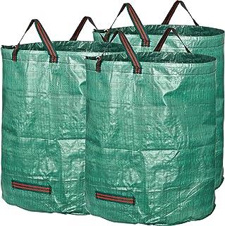 comprar comparacion GardenMate 3 Sacos para desechos de jardín 272l