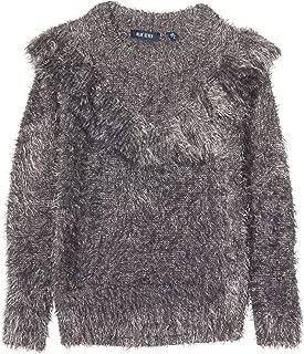 IKKS Junior M/ädchen Pull Duveteux Framboise Pullover