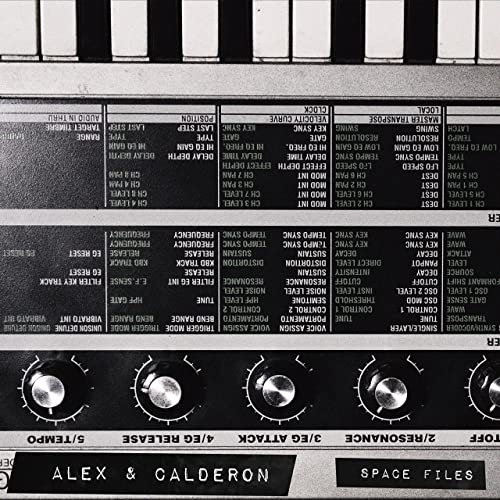 Space Files by Alex & Calderon on Amazon Music - Amazon com