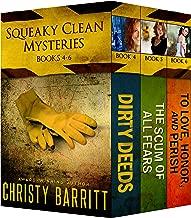 clean mysteries