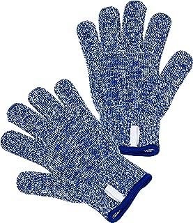 TruChef KIDS دستکش های مقاوم را برش داد (4-8 ساله) - حداکثر محافظت در مورد پخت و پز کودکان. دست ایمن از چاقوها و ابزار آشپزخانه REAL. ایده آل برای صدف زدن و صدف زدن.