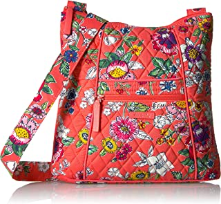 Vera Bradley womens Hipster Bag, Coral Floral, One Size