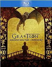 Game of Thrones (BOX) [4Blu-Ray] (English audio. English subtitles)