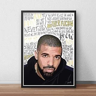 Drake Scorpion Album Cover Poster Giclée