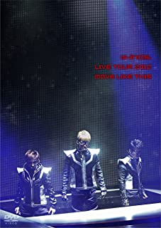 w-inds. LIVE TOUR 2012 MOVE LIKE THIS [DVD]