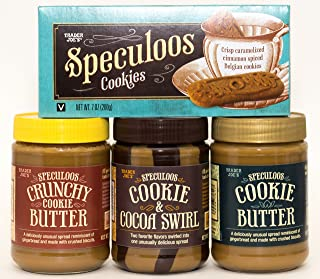 Trader Joe's Speculoos Cookie Butter and Cookie Variety Gift Bundle