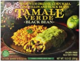Amy's Tamale Verde, Black Bean, 10.3 Ounce (Frozen)