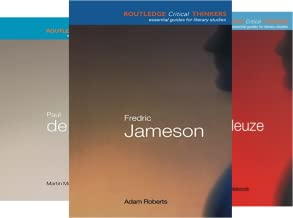 Routledge Critical Thinkers (43 Book Series)