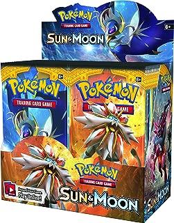 Pokemon TCG: Sun & Moon Sealed Booster Box