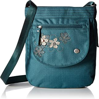 Haiku Jaunt RFID Crossbody Bag, Juniper