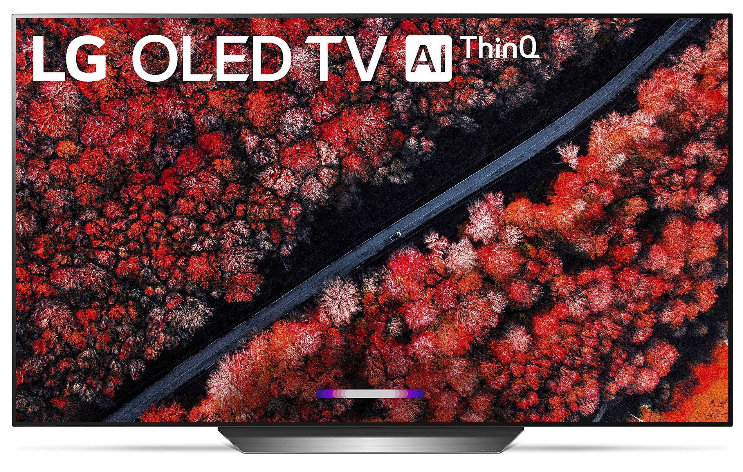 Amazon.com: LG C9 Series Smart OLED TV - 77