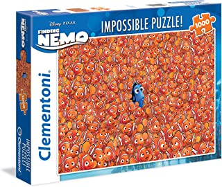 Disney Finding Dory 1000 Piece Impossible Puzzle Children's Jigsaw Clementoni