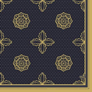 Serviettes fleur 20 pièces-œ serviette
