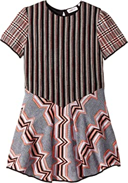Missoni Kids - Patchwork Dress (Toddler/Little Kids)