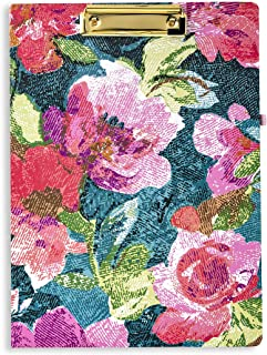 Vera Bradley Women's Clipboard Folio (Superbloom)