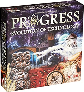 Funforge Progress Evolution of Technology Game