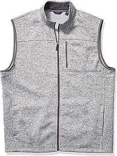 IZOD Men's Big and Tall Premium Essentials Fleece Vest