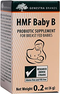 GENESTRA HMF Baby B Probiotic, 6 GR