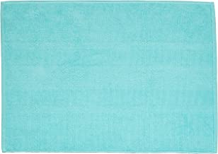Tommy Hilfiger Academy Bath Mat, Aqua Splash