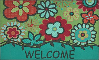 Mohawk Home Merriweather Impress Doormat, 18 by 30-Inch