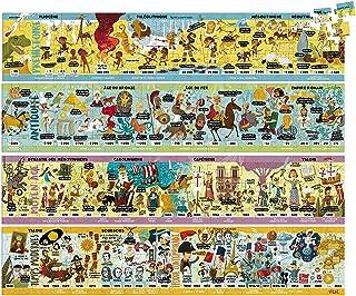 Vilac- Puzzle Grande Frise Historique, 2737