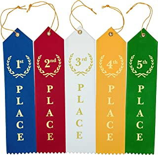 Best 5th place ribbon Reviews