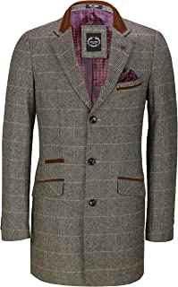 Best harris tweed jacket 52 chest Reviews