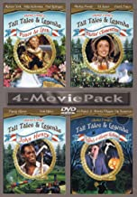Tall Tales & Legends: Ponce de Leon / Darlin' Clementine / John Henry / The Legend Of Sleepy Hollow 4 Movie Pack