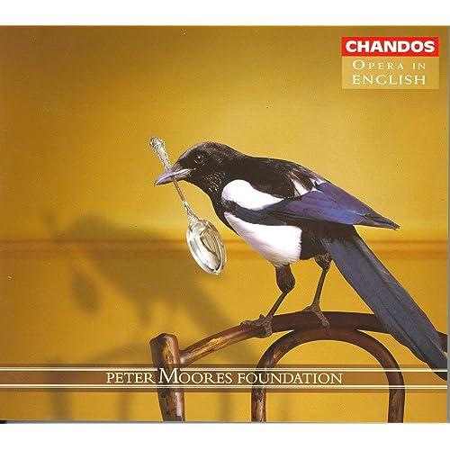 La gazza ladra (The Thieving Magpie) (Sung in English