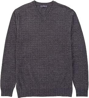 Men's Big Tall Luxurious 100% Extra Fine Merino Wool...