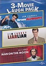 3-Movie Laugh Pack - Jim Carrey - Bruce Almighty / Liar Liar / Man on the Moon