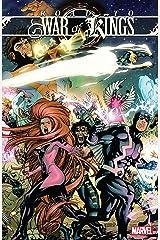 War of Kings: Road to War of Kings (X-Men: Kingbreaker) Kindle Edition