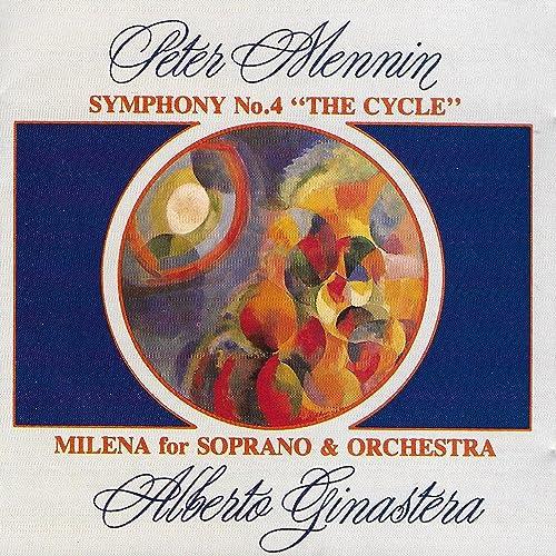 Milena, Op. 37: IV. De las Cartas by Phyllis Curtin on ...