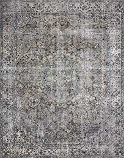 Loloi ll Layla Collection Printed Vintage Persian Area Rug 2'3