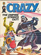 Crazy Magazine #66 - The Empire Strikes Out! Star Wars Spoof (September 1980)