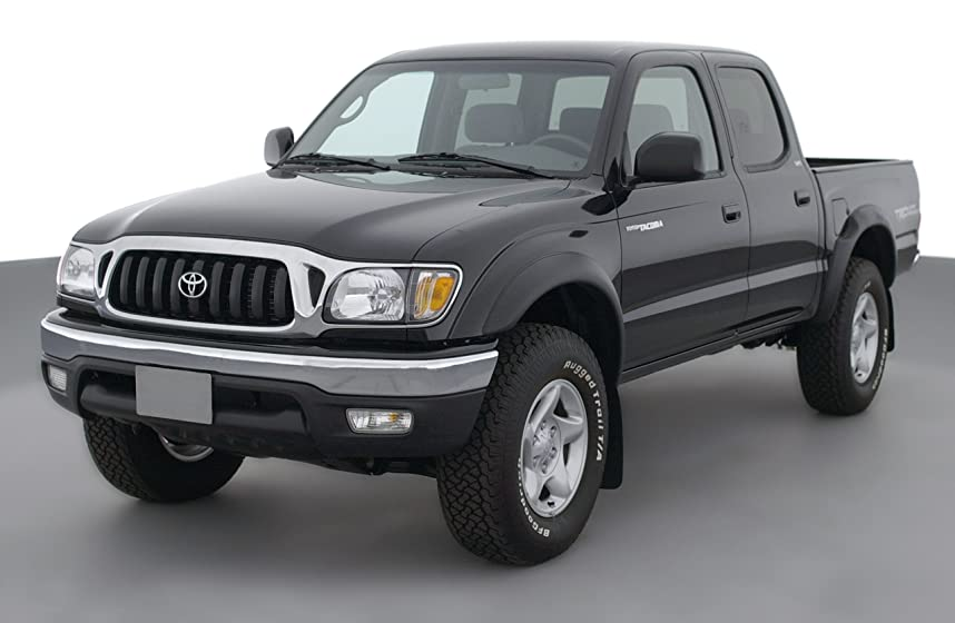 Amazon Com 2002 Toyota Tacoma Reviews Images And Specs Vehicles