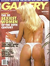 Gallery Magazine August 1992 the 20 Sexiest Women of the 20th Century