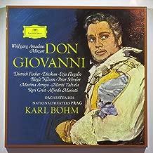 Mozart--Don Giovanni: Dieskau, Flagello, Nilsson, Schreier/Karl Bohm, cond.