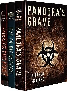 The Shadow Warriors Thriller Series Boxset: Books 1-3