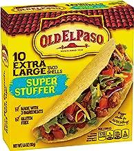 Old El Paso Extra Large Taco Shells, Super Stuffer, 10 Count