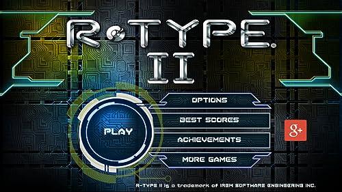 『R-TYPE II』の1枚目の画像