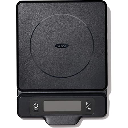 OXO Good Grips 5-lb Food Scale with Pull-Out Display