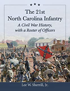 21st north carolina infantry