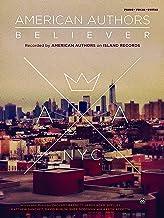 Believer: Piano/Vocal/Guitar Sheet Music (Piano/Vocal/Guitar) (Original Sheet Music Edition) (English Edition)