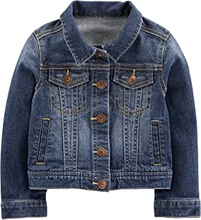 Baby and Toddler Girls' Denim Jacket