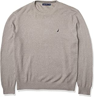 Men's Sustainably Crafted Crewneck Sweater